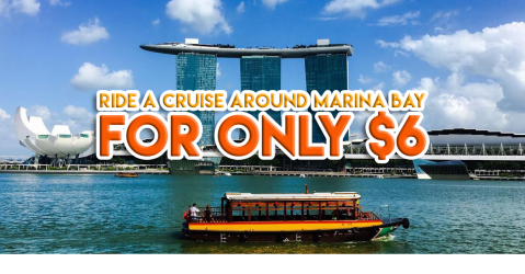 10 Inexpensive Things to Do at Marina Bay That Will Surprise You