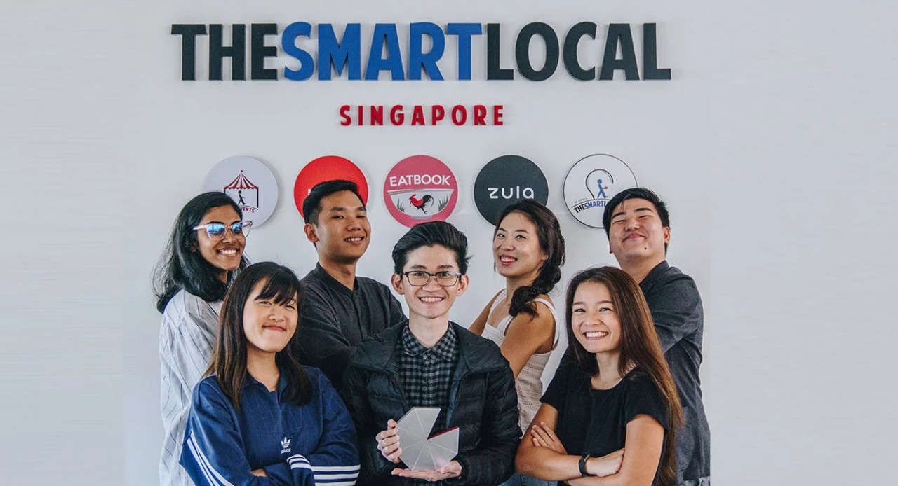Advertise with TheSmartLocal