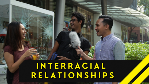We Asked Singaporeans If There's Still A Stigma To Interracial Relationships - Word On The Street: Episode 5