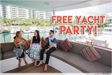 Shopee Is Giving Away FREE Shipping  AND A Yacht Party For Your #Squad