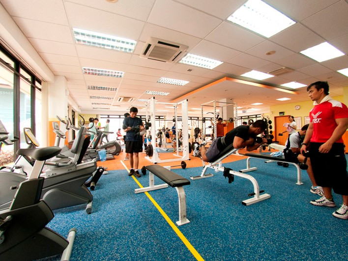 Save Money In Singapore - Active SG Free Gym Membership