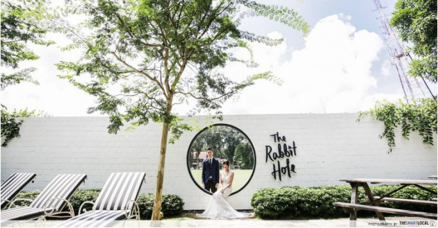 10 Dreamy Wedding Venues To Get Married At That Look NOTHING Like Singapore