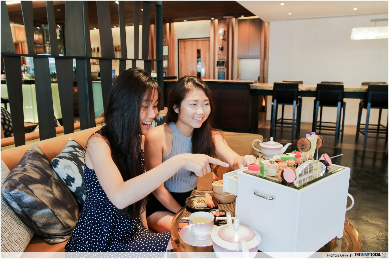 5 Gorgeous Afternoon Teas in Town to Live Like A Tai-Tai With Your BFF