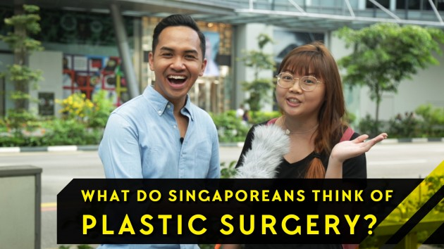 We Found Out What Singaporeans Really Think Of Plastic Surgery - Word On The Street: Episode 6