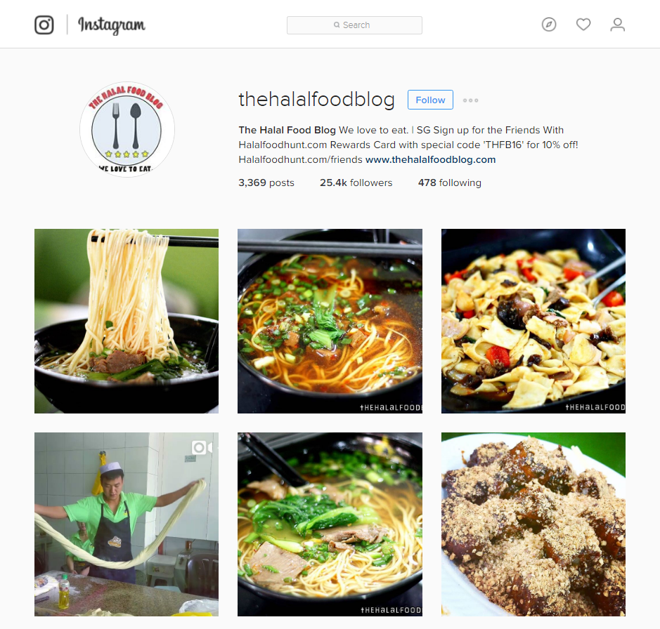 10 singapore instagrammers with foodporn feeds that will make you the god sent feed by these two couples will change your life forever brothers adam and azlan along with their wives maryah and yana have ventured into forumfinder Choice Image