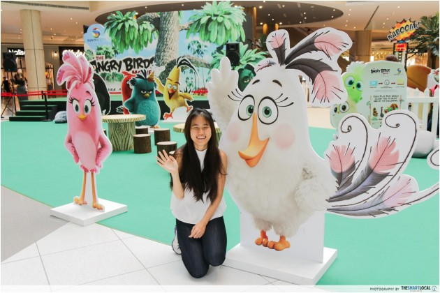Suntec City Created An Angry Birds Playground For Stress Relief This GSS. Here's What To Expect.