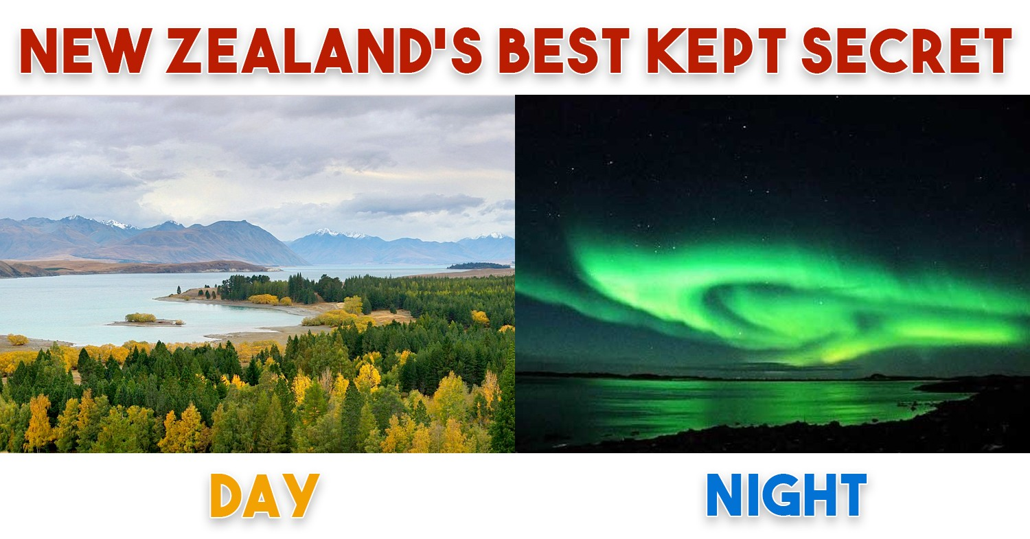 5 Places In Aussie & NZ To See The Aurora Australis From Under $350