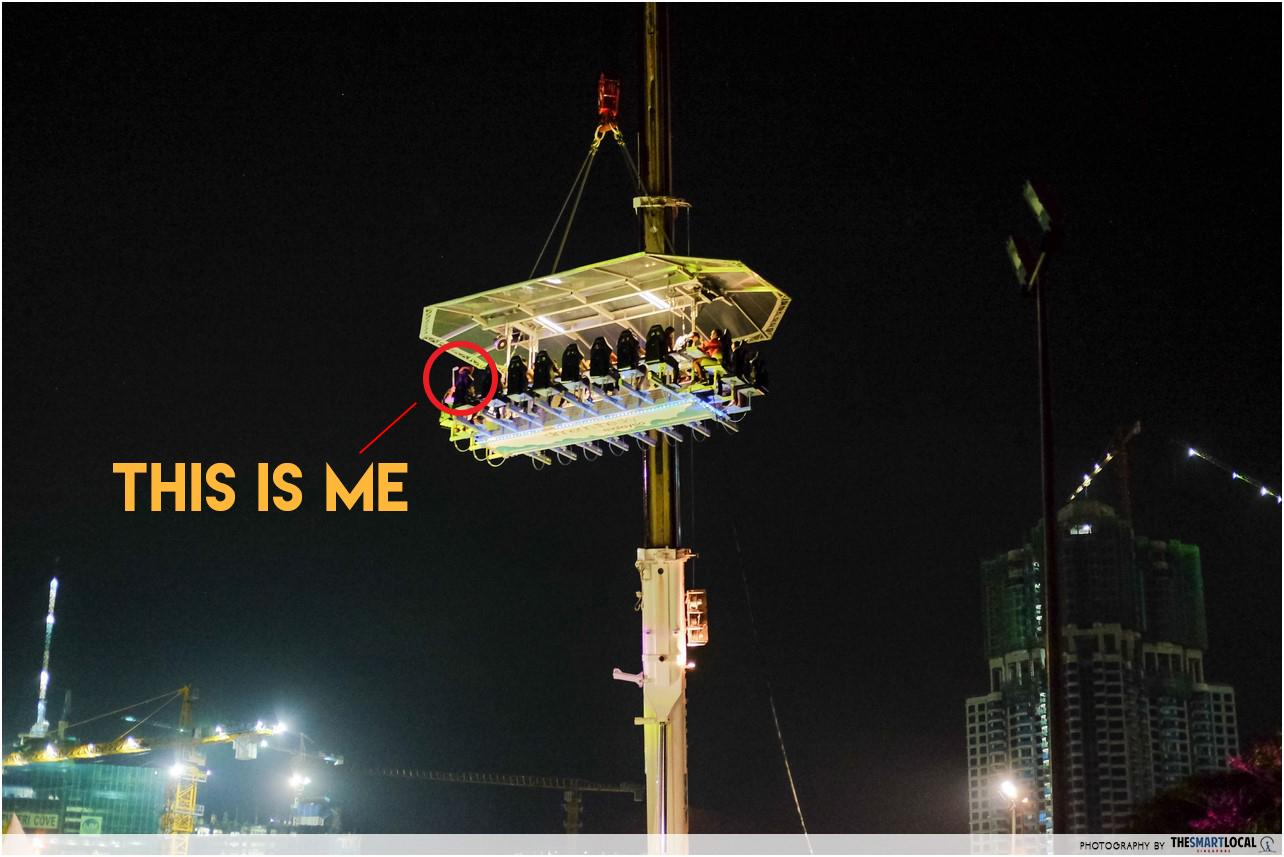Dinner In The Sky - Eat 50 Meters In The Air With The City Watching Below You