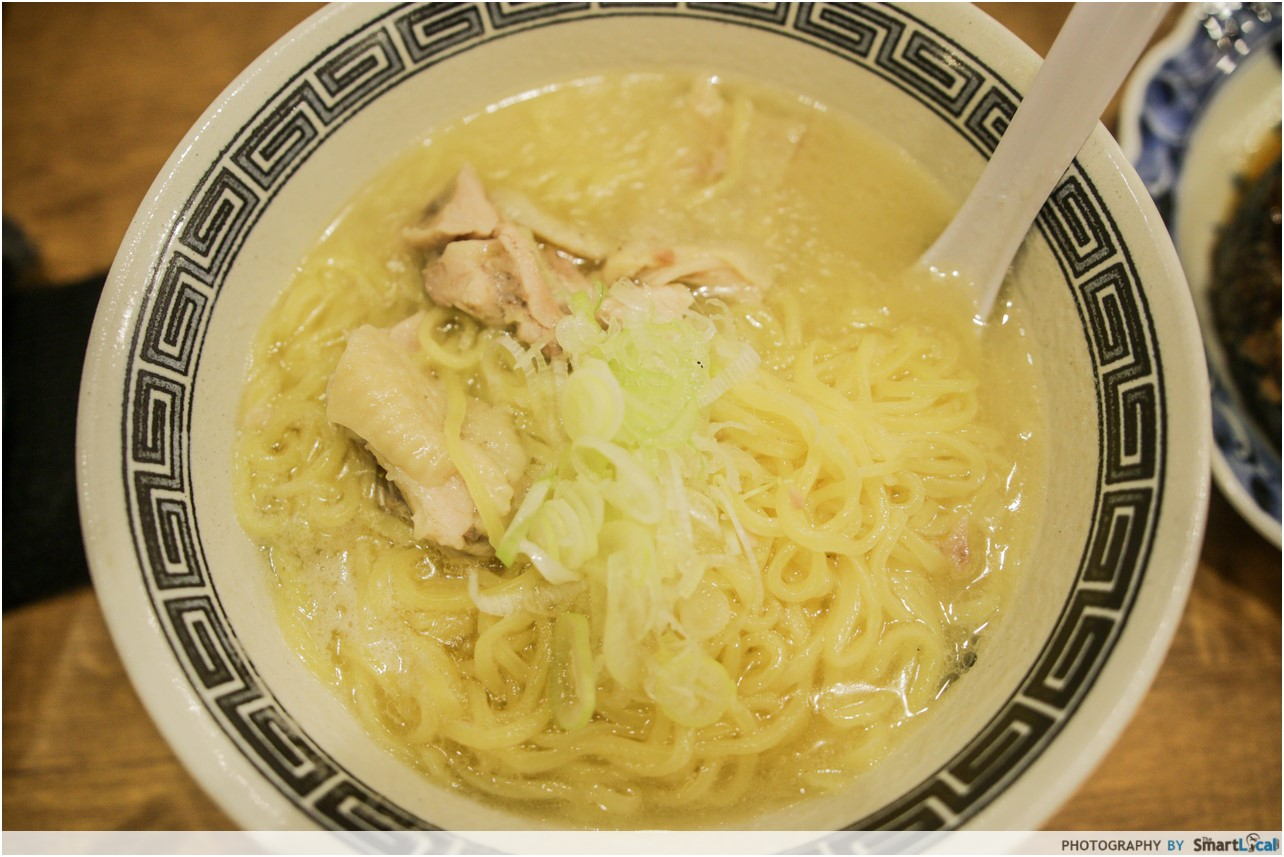 The Smart Local - Chicken Soup Ramen