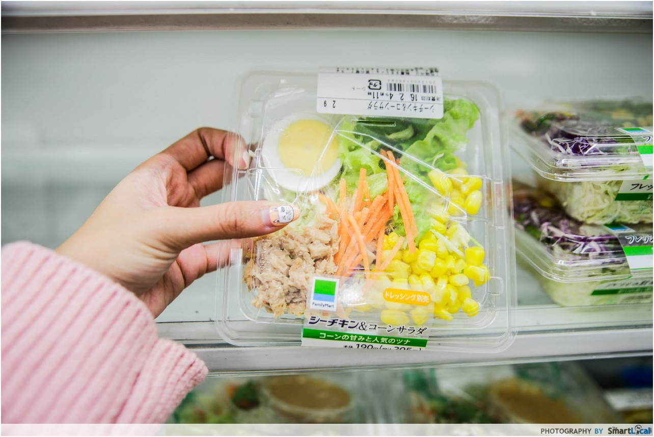 The Smart Local - ready made salads in convenient stores