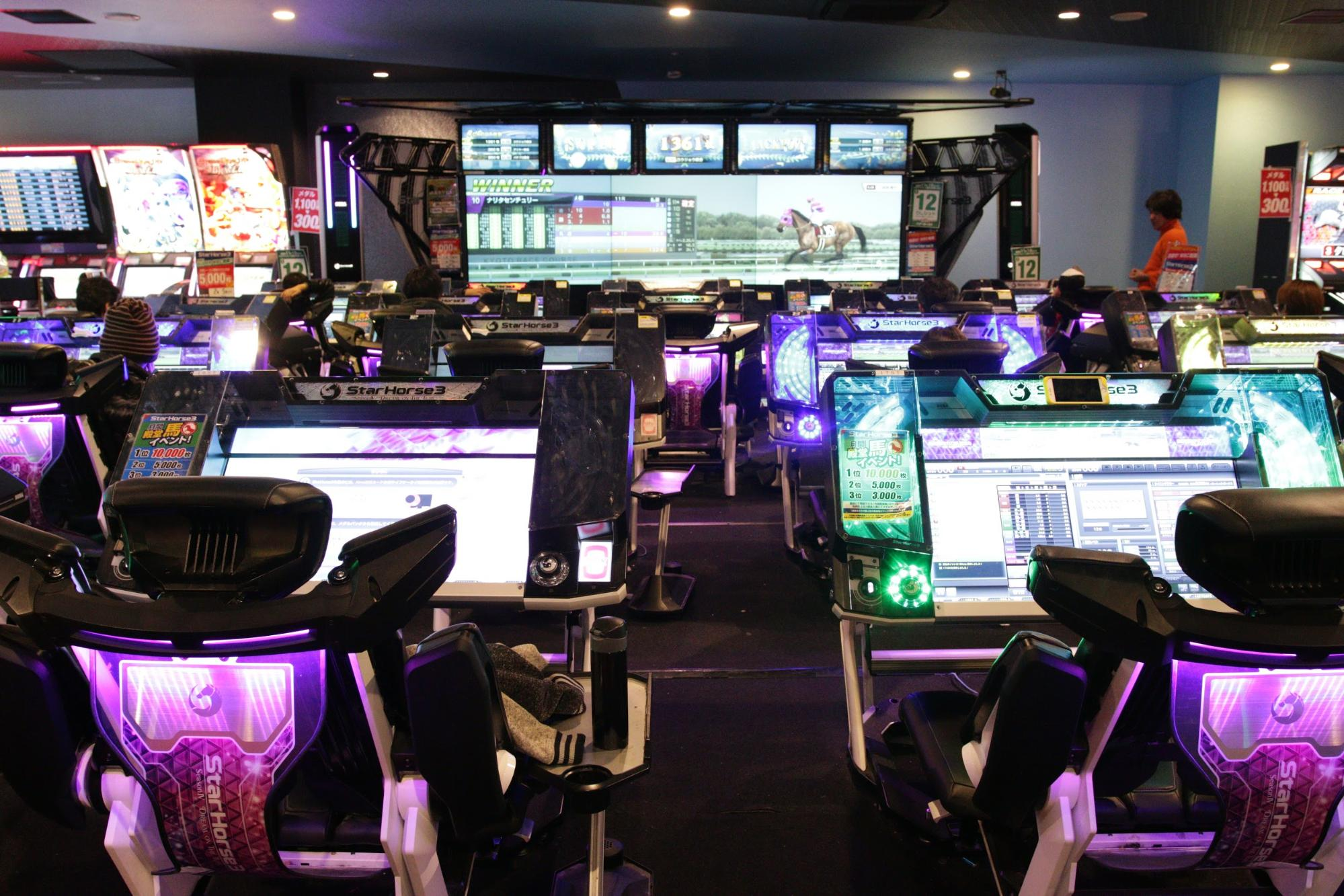 The Smart Local - Virtual horse betting and slot machines for gambling