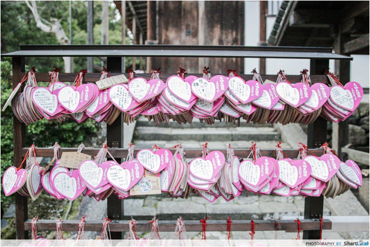 The Smart Local - Love locks in Kasuga Taisha Temple