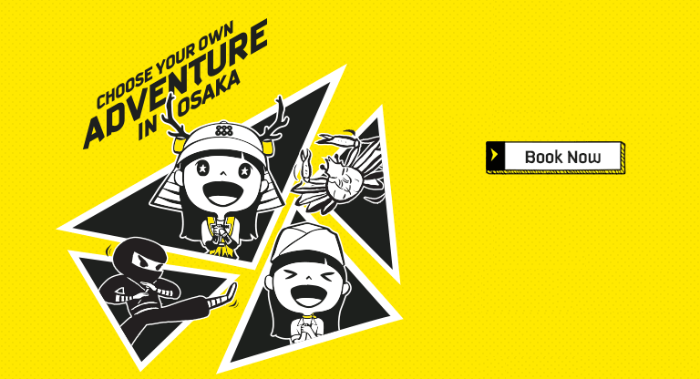 The Smart Local - Choose your Adventure in Osaka with Scoot
