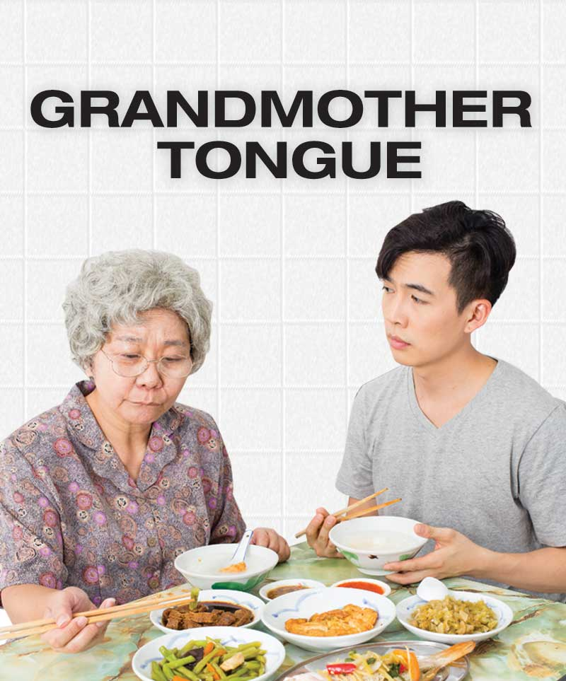 singapore theatre festival grandmother tongue