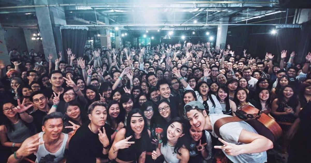 the sam willows live concert