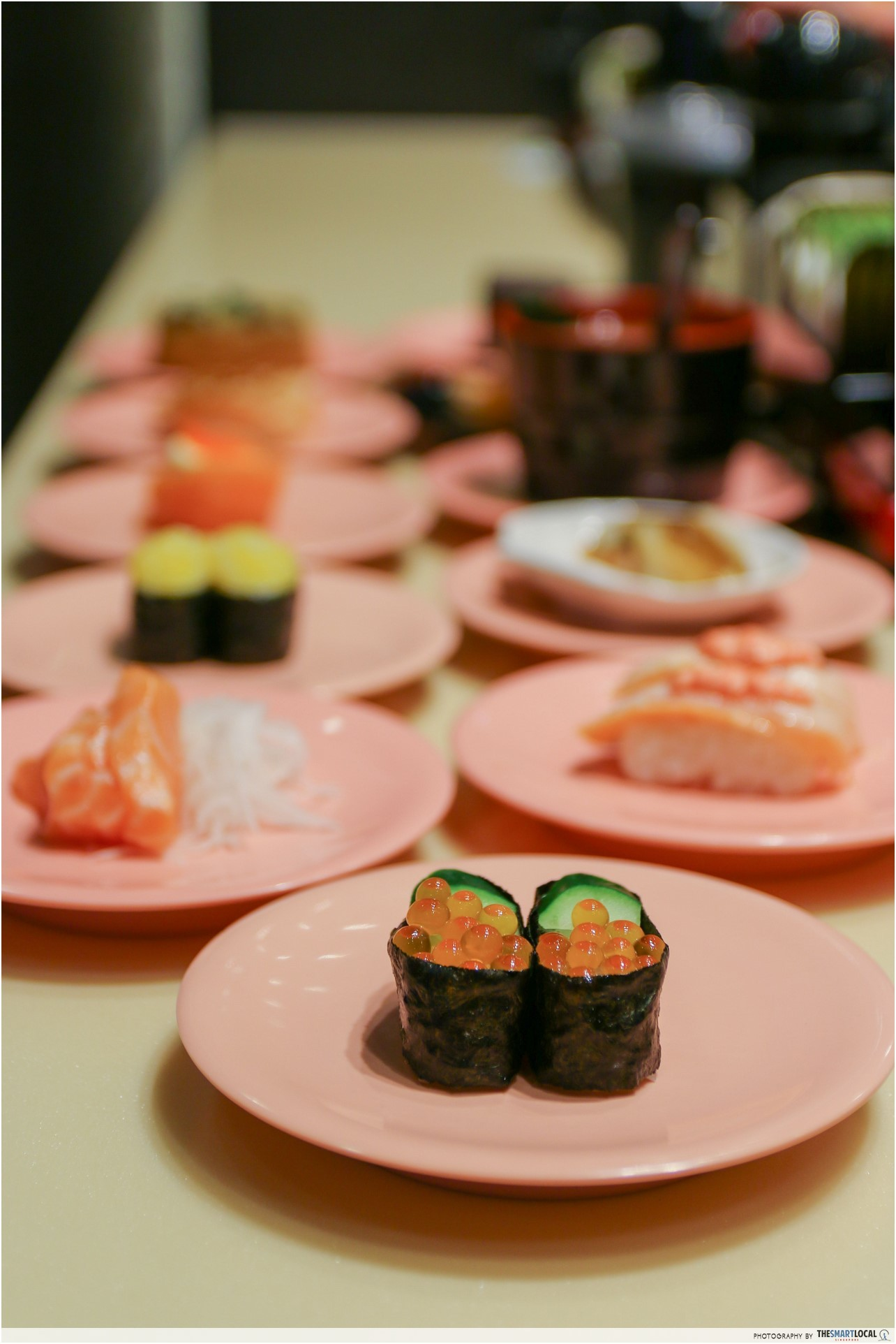 10 Things You Never Knew About Sushi Express - The $1 50++ Sushi Chain