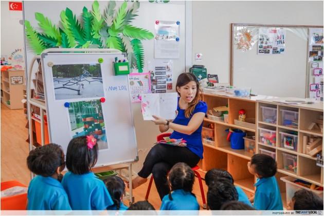 Kinder Garden: 8 Things You Never Knew An MOE Kindergarten Teacher Does