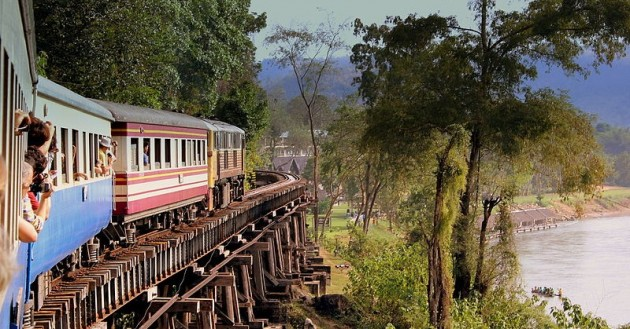 10 Epic Rail Journeys You Can Make In South-East Asia