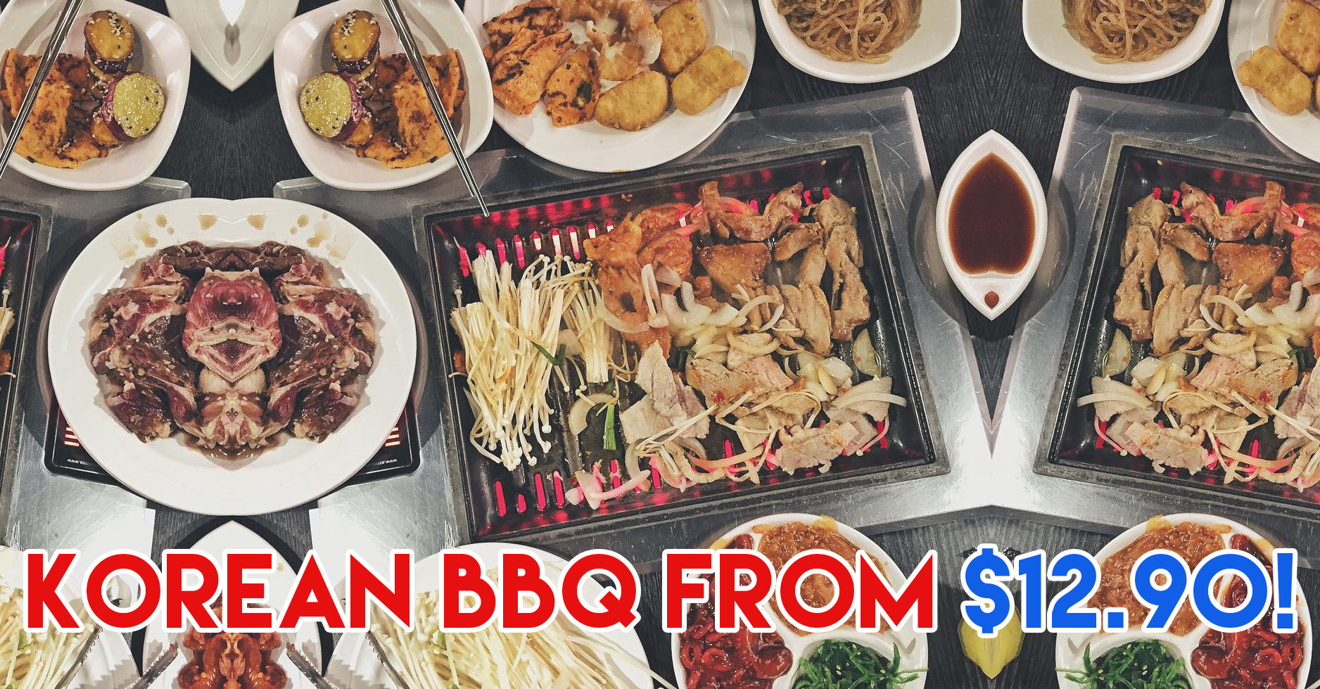 Cheap Korean Food In Singapore - Affordable Buffet