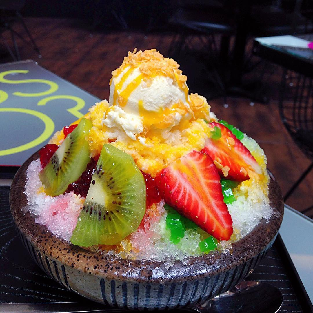 Cheap Korean Food In Singapore - Seoul Yummy PatBingSu