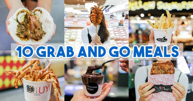 10 Yummiest Last-Minute Take-Aways for When You're Running Late