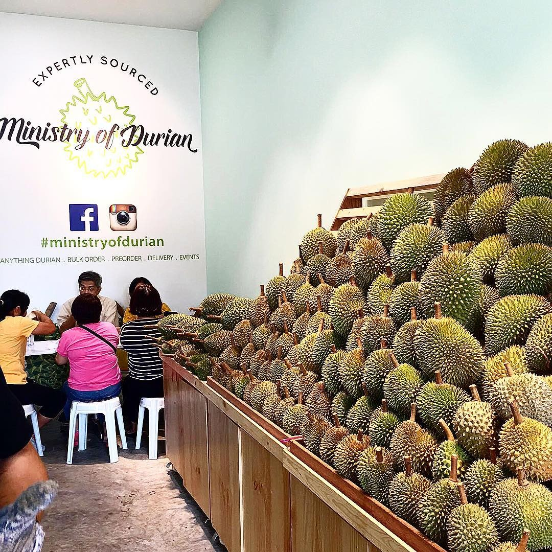 ministry of durian decor