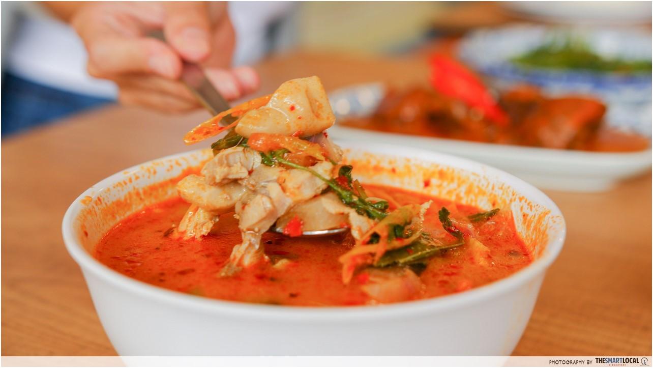 Soi Thai Kitchen Serangoon Gardens Menu