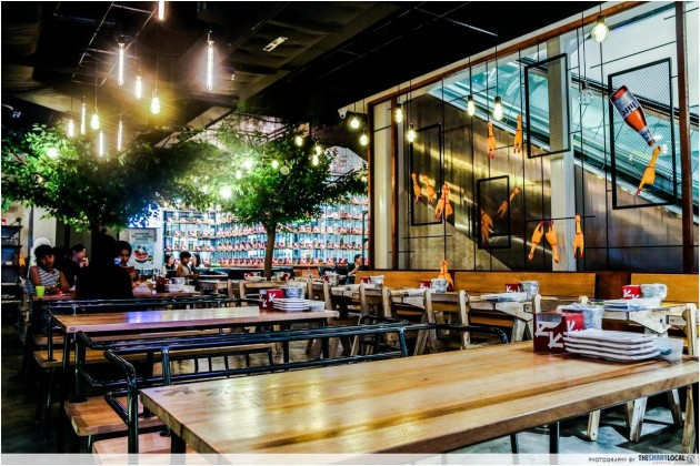 The Centrepoint Has Just Been Revamped And Theres Mouthwatering