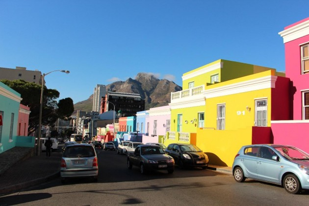 Bo Kaap Cars and Houses
