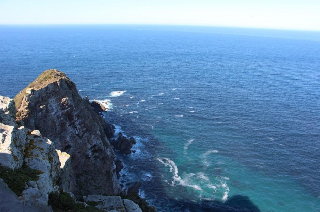Breathtaking views at Cape Point