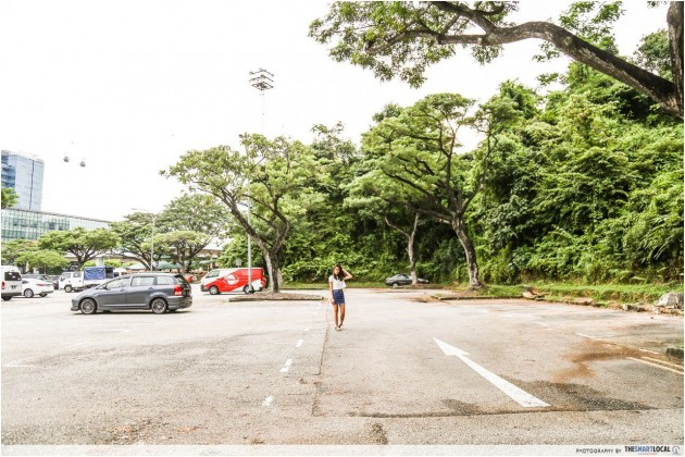 4 Places In CENTRAL Singapore That Always Have Empty Carpark Spaces
