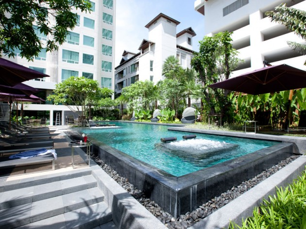 Sukhumvit 12 Bangkok Hotel and Suites