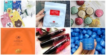 This Promo Code Lets First-Time Users Of Shopee Redeem Any 1 Of These Beauty Products For Free!