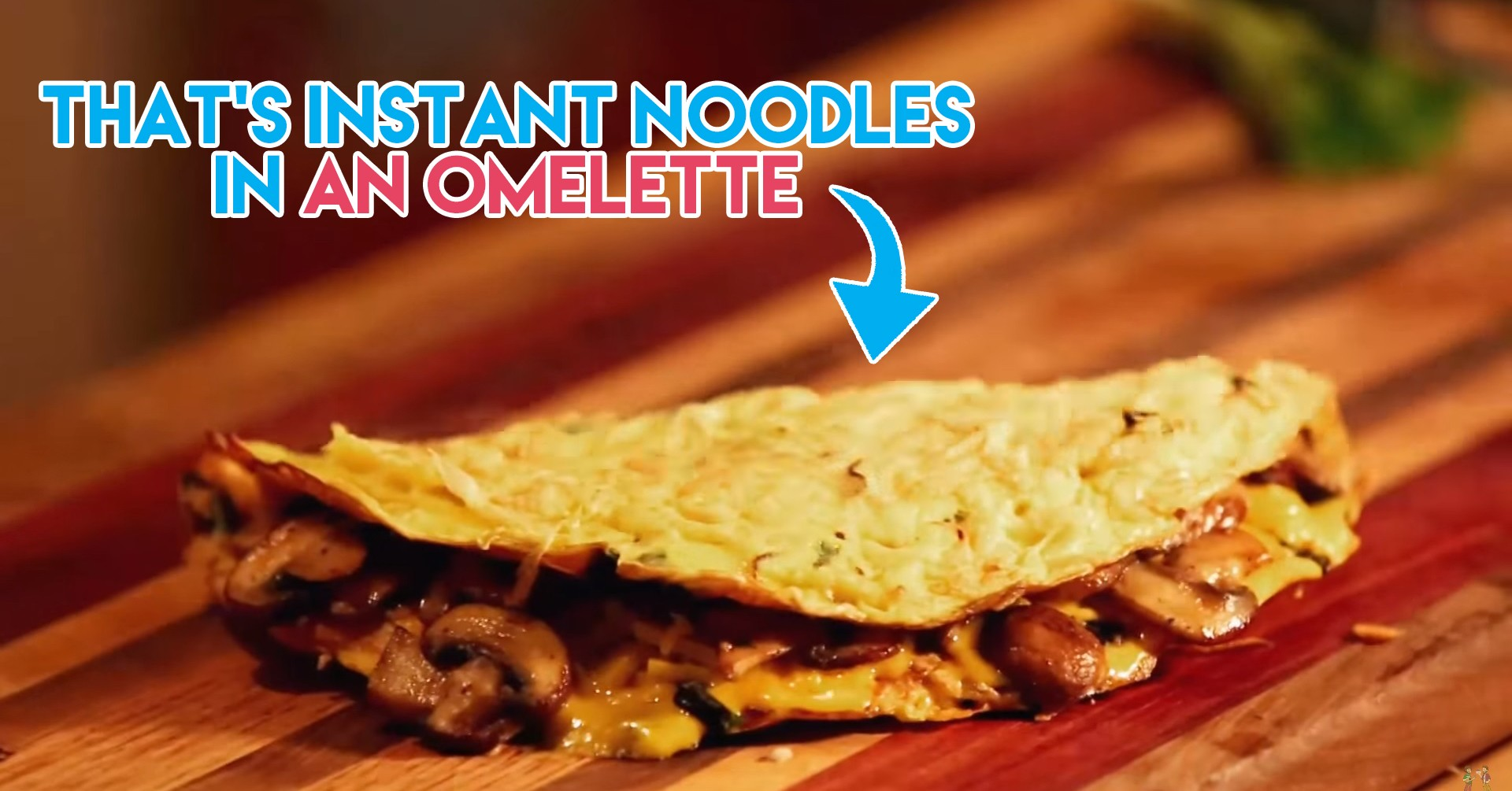 9 Instant Noodle Creations For When You're Broke But Still Want To Be Fancy