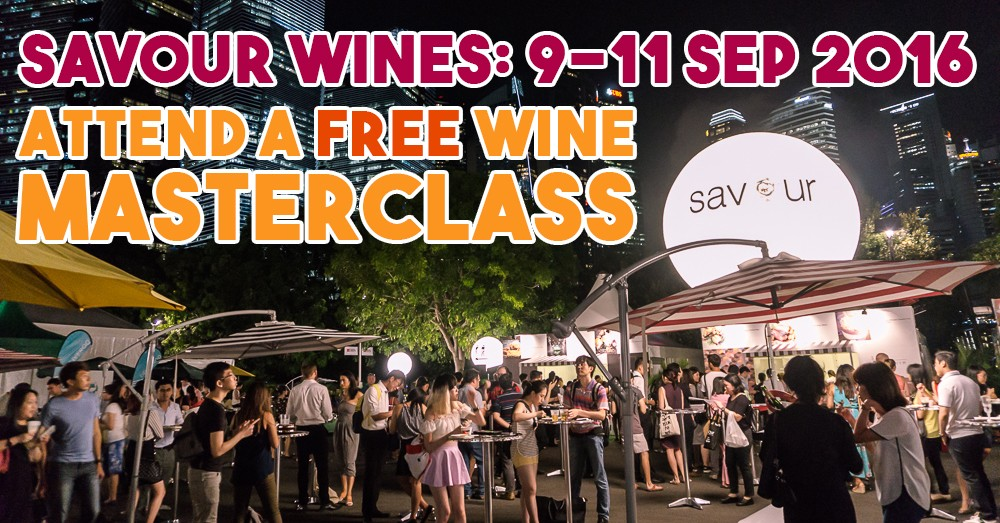 SAVOUR 2016 - Free-Access Oyster Bar, Free Wine Masterclass & 200 Types Of Cheese