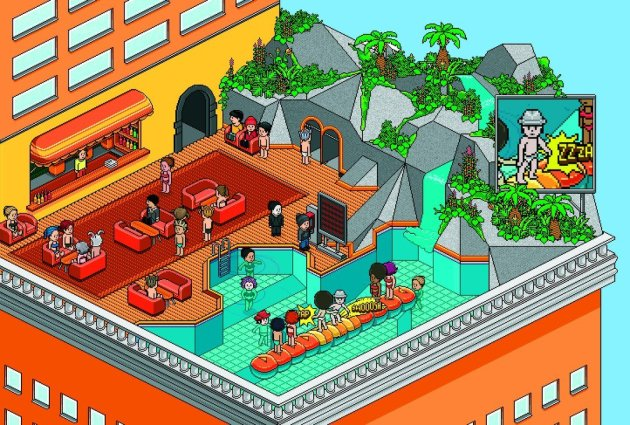 Online Games All S Kids Played And What They Look Like Now - Hotel design games