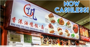 10 Famous Hawker Stalls Singaporeans Love That Have Gone Cashless