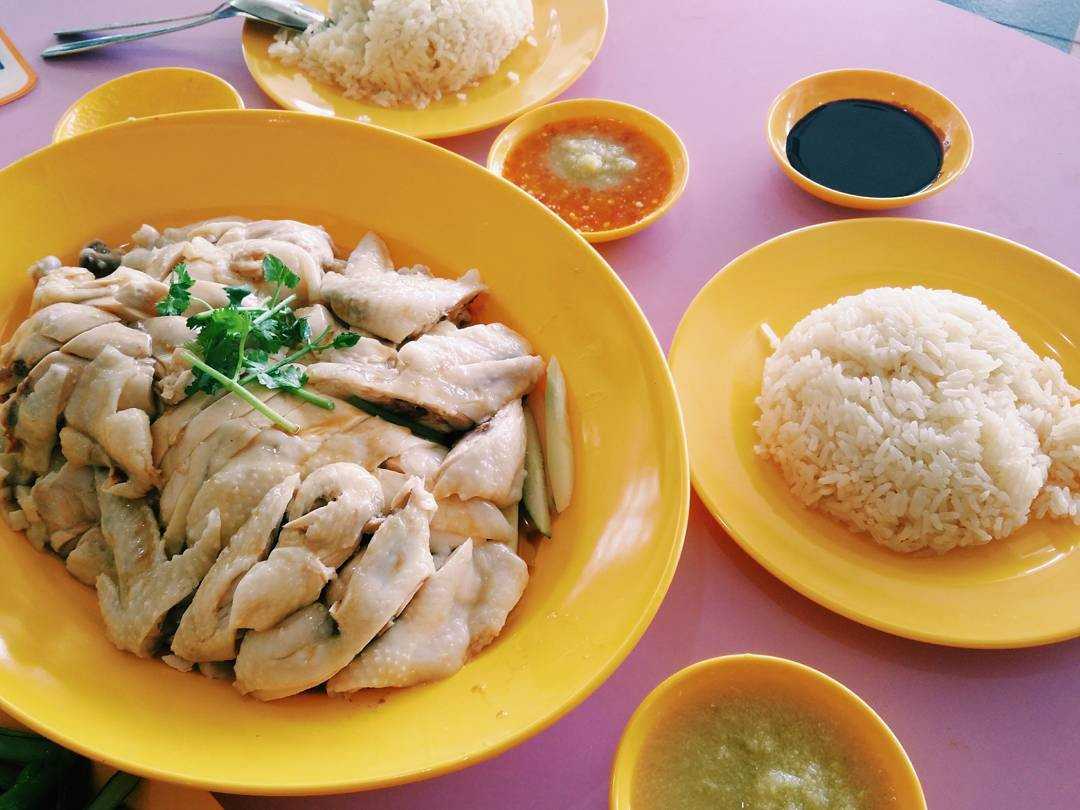 Sin Kee Chicken Rice