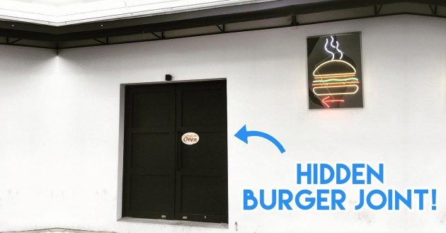 13 Incognito Eateries In Singapore Camouflaged In Plain Sight