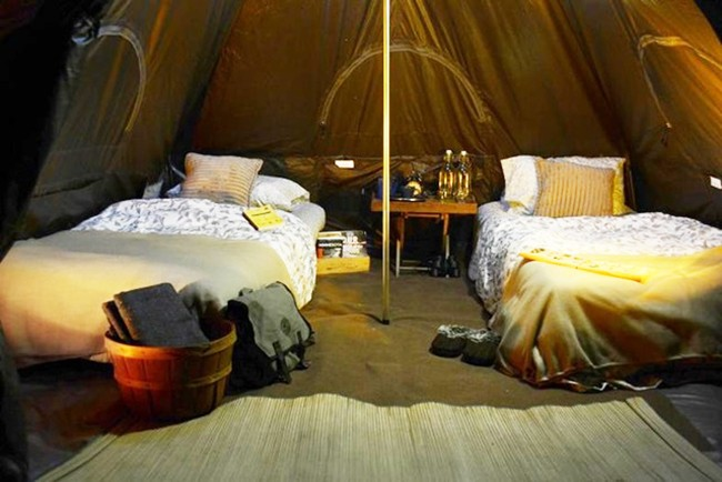 Canopy Tribes Bedroom