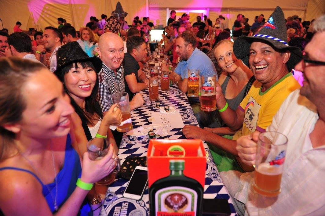 Oktoberfest Asia 2016 Is Dropping With Unlimited Beer For