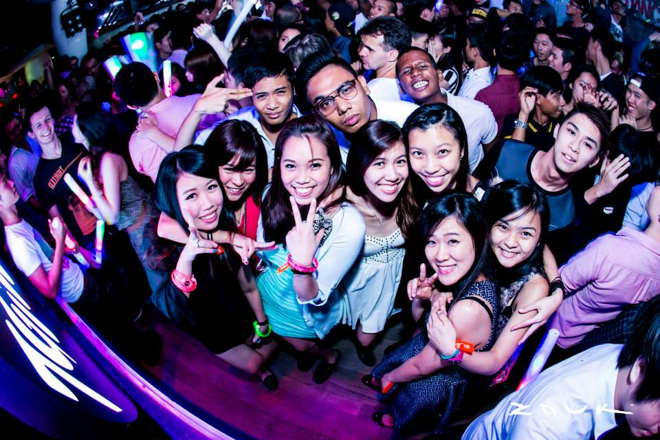 19 Types Of People You'll Meet On A Night Out In Zouk