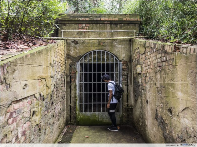 hidden bunkers in singapore thesmartlocal