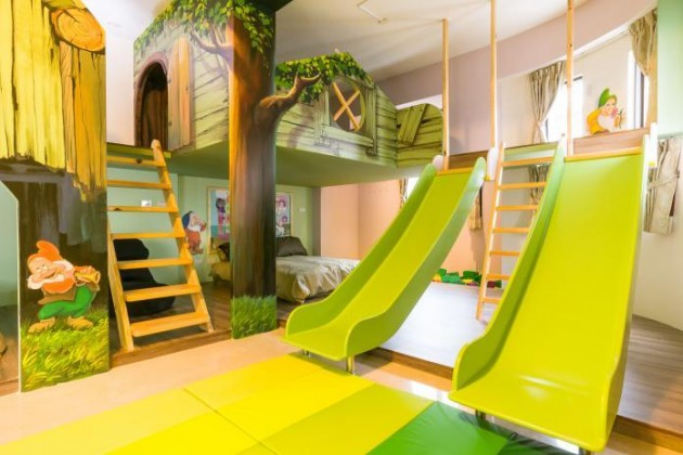 Rooms: 5 Kid-Friendly Taiwanese Minsu That Will Turn Parents Into