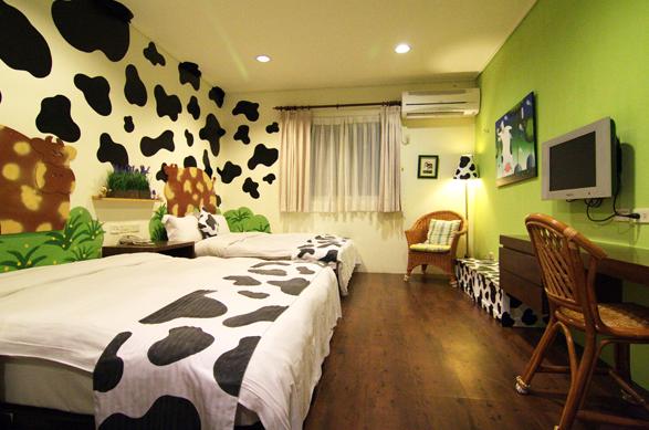 Kenting Farm Guest House Our Fairyland B B Kenting Taiwan
