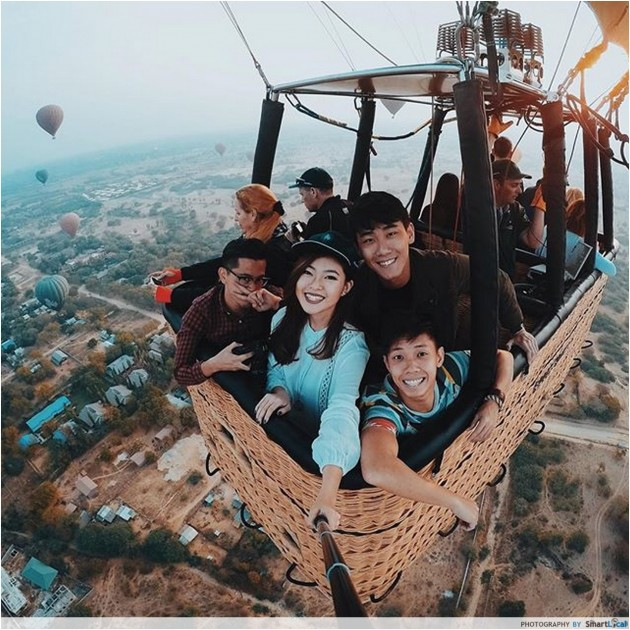 10 Hot Air Ballooning Spots In Asia For Front Row Seats To Sunrise