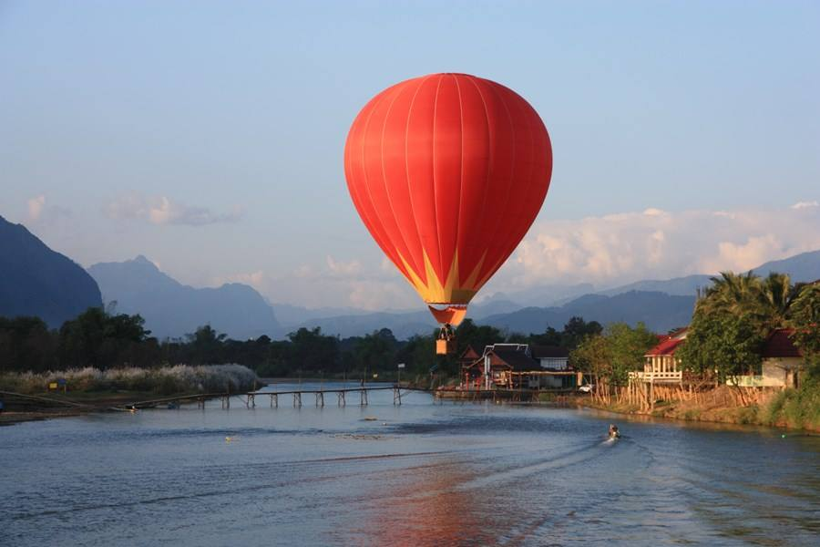 10 Hot Air Ballooning Spots In Asia For Front Row Seats To