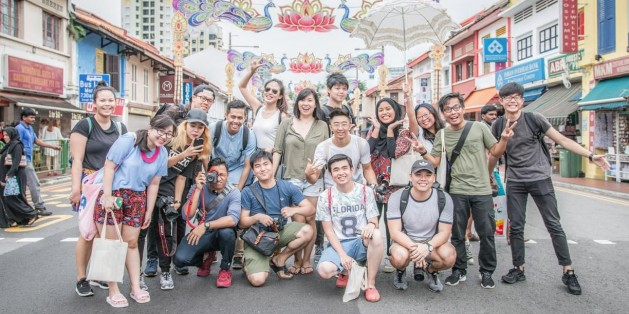 This Instagram Walk Through Little India Is Unlike Anything You've Seen In Singapore