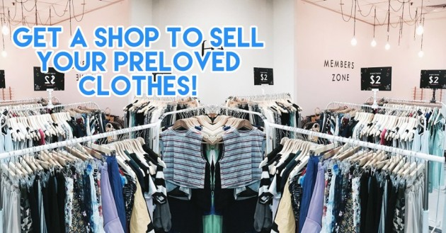 7 Ways To Clear Preloved Clothes Without Getting High Blood Pressure From Carouhellers
