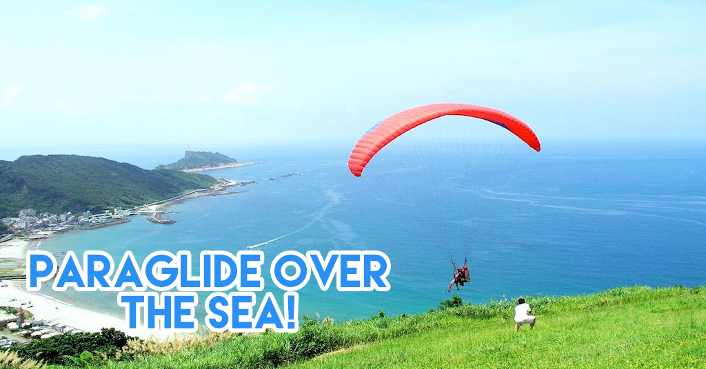10 Taiwan Adventures For Young-People That You Never Knew Were Possible